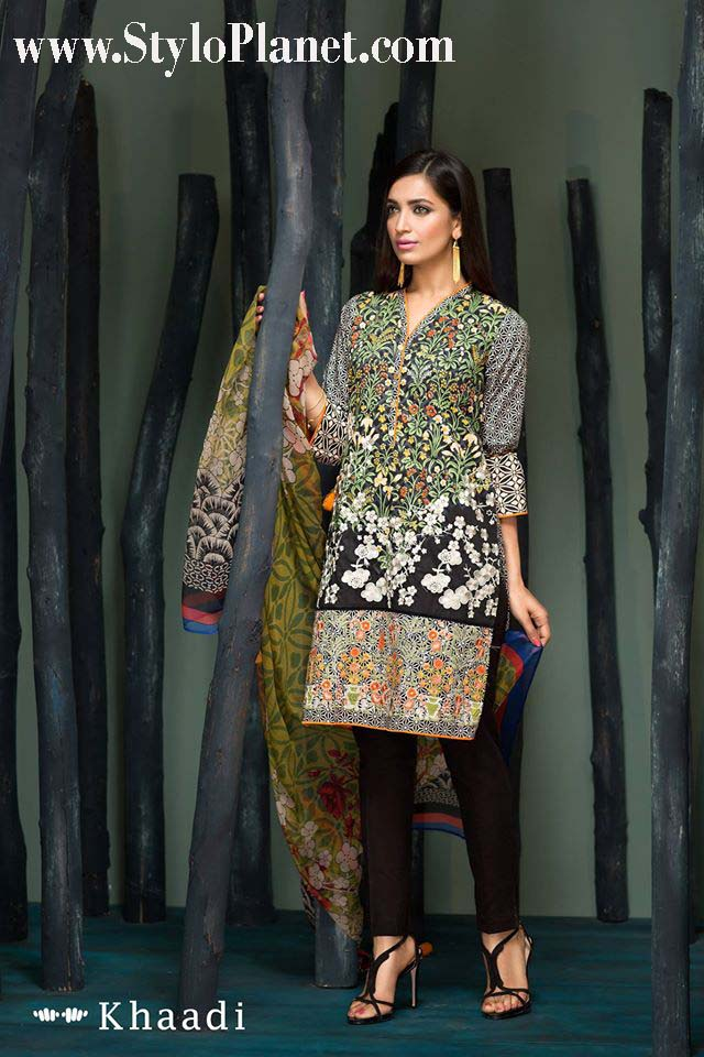 Khaadi Luxrious Festive Eid Collection 2016-2017 Designs for Women (7)