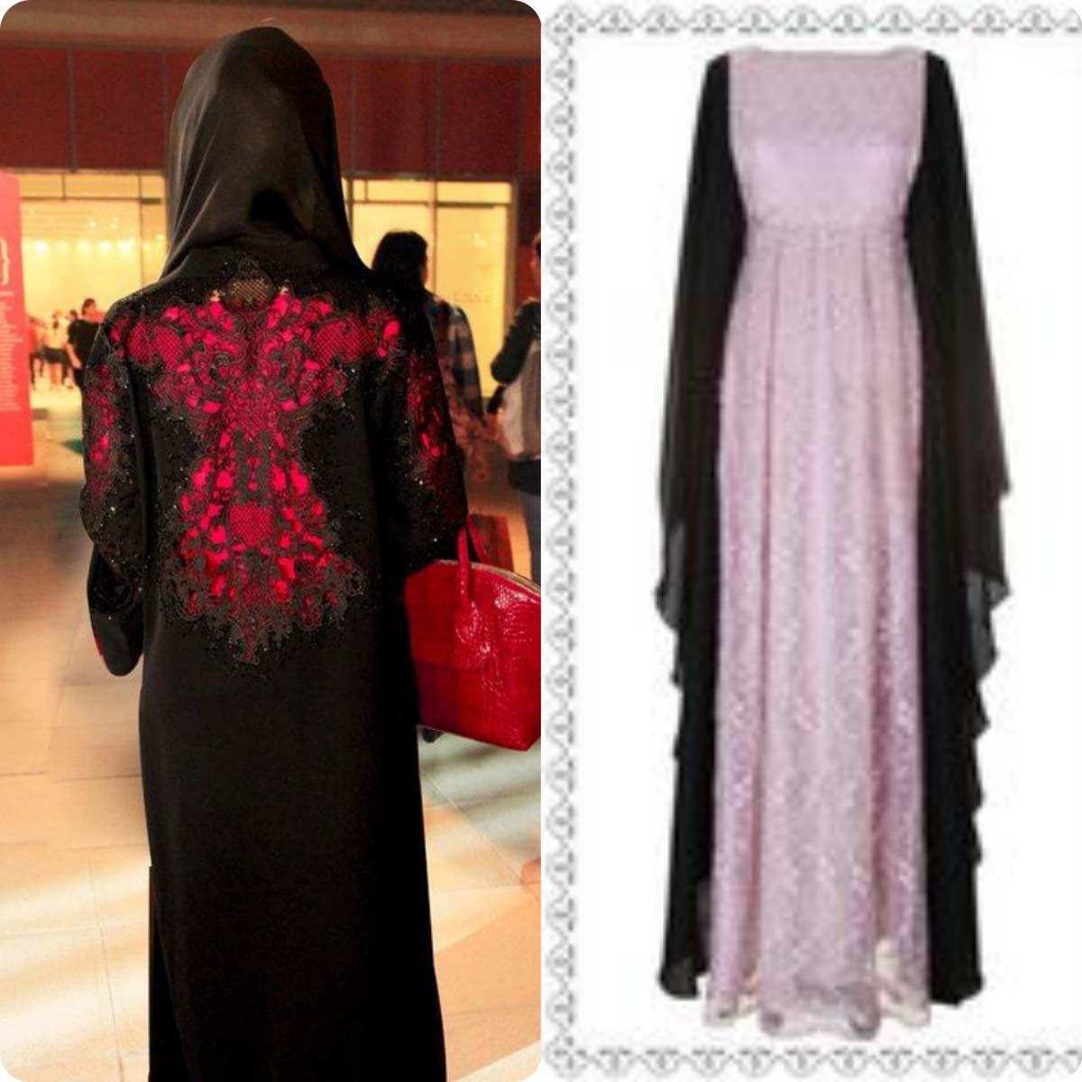 Fancy Abaya trends in Pakistan