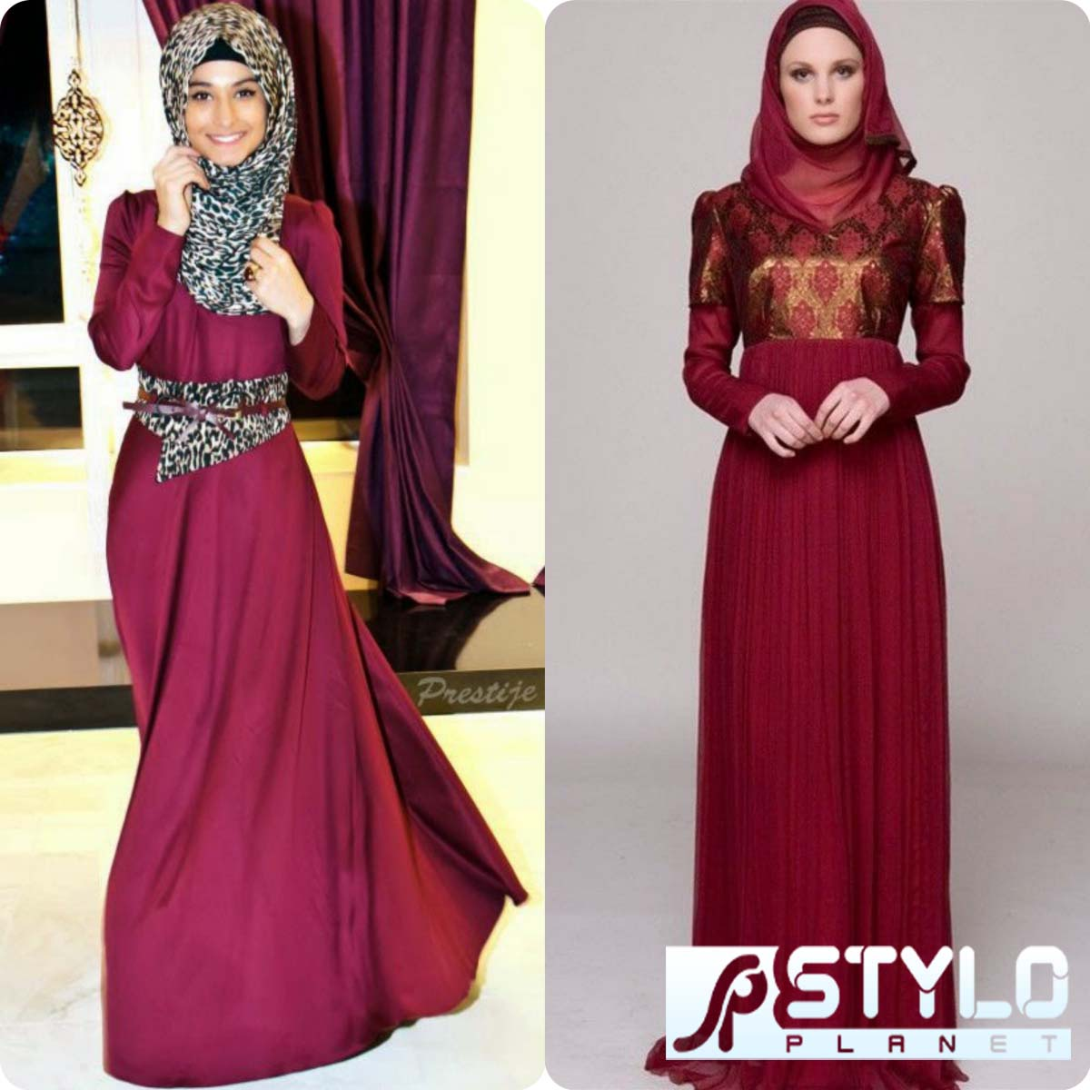 Lace Abaya Designs Latest Collection 2016-2016 for Women (7)