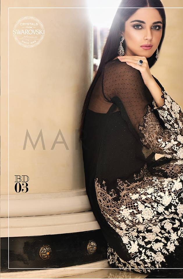 Maria.b Mbroidered Eid Dresses Designs 2016-2017 Collection  (10)