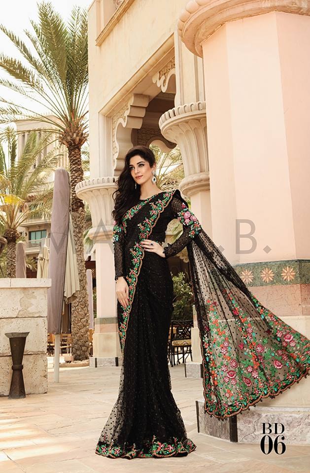 Maria.b Mbroidered Eid Dresses Designs 2016-2017 Collection (19)