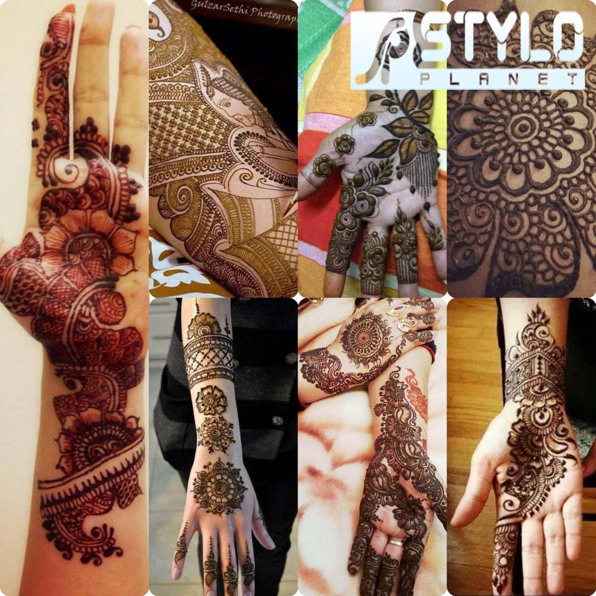 EidulAdha Mehndi Design For Women 20162017  Stylo Planet