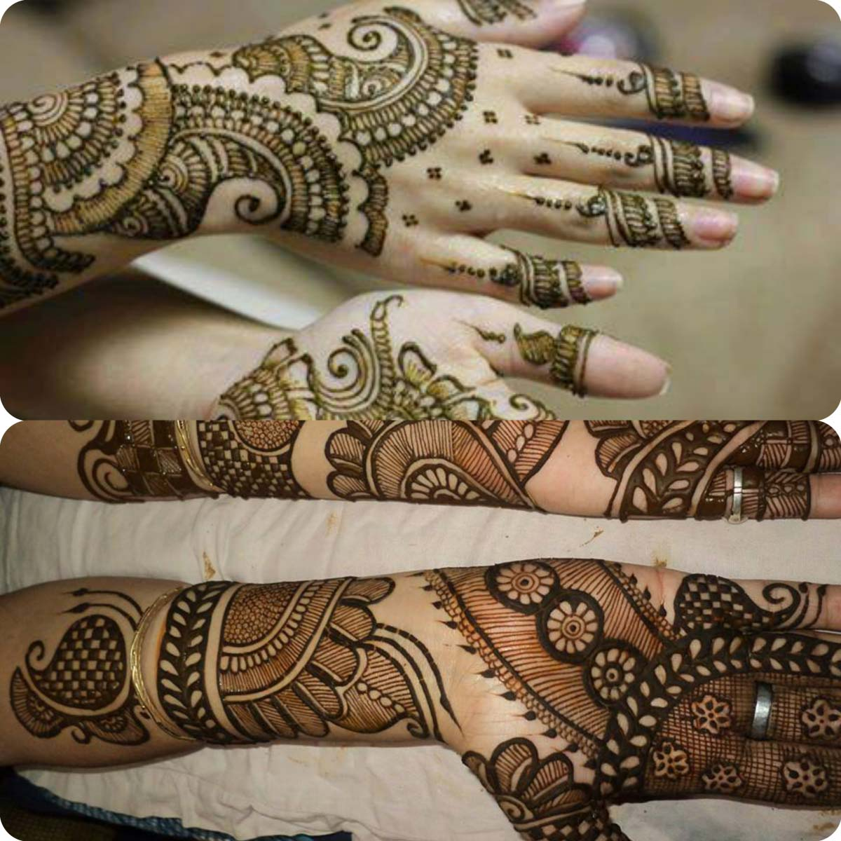 Mehndi design 2017 new model - Innovative Top 100 Best Rated New Style Mehndi Designs For 2017 Dha Today