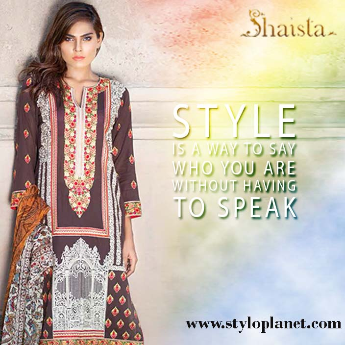Shaista Designers Latest Eid Wear for Women 2016 with Price (11)
