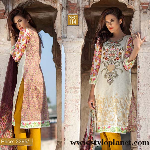 Shaista Designers Latest Eid Wear for Women 2016 with Price (12)