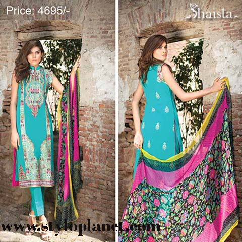Shaista Designers Latest Eid Wear for Women 2016 with Price (13)