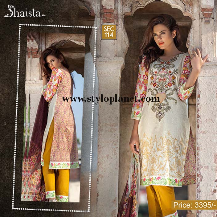 Shaista Designers Latest Eid Wear for Women 2016 with Price (4)