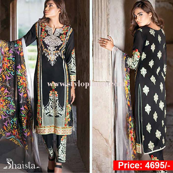 Shaista Designers Latest Eid Wear for Women 2016 with Price (5)