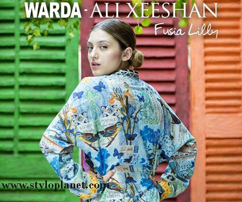 Warda.Ali Xeeshan Luxrious Eid Collection for Women 2016-2017 (10)