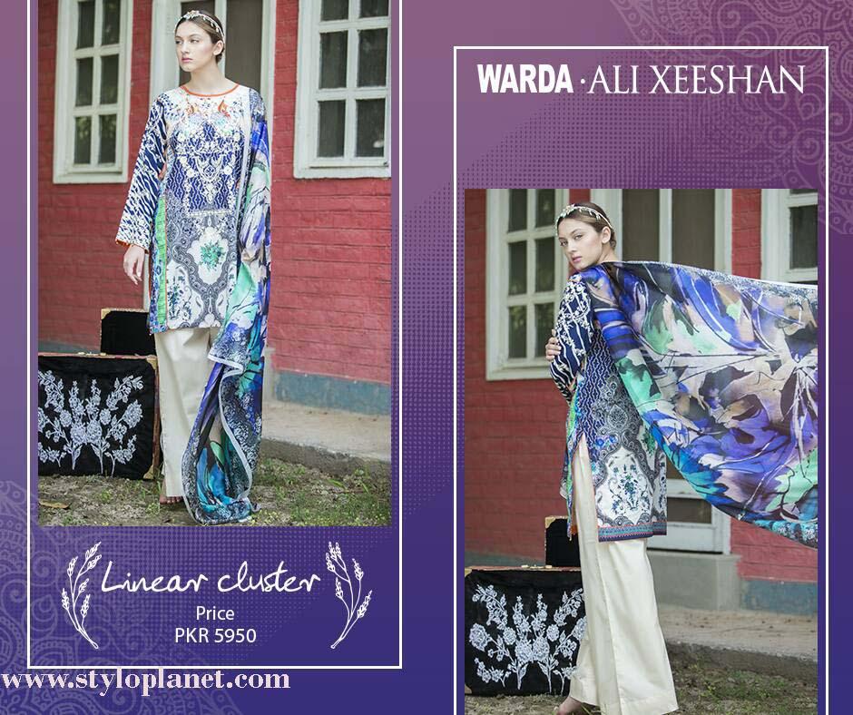 warda summer prints