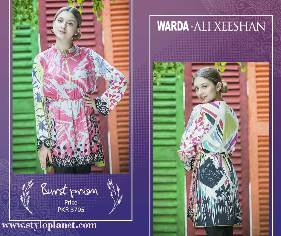 Warda.Ali Xeeshan Luxrious Eid Collection for Women 2016-2017 (3)