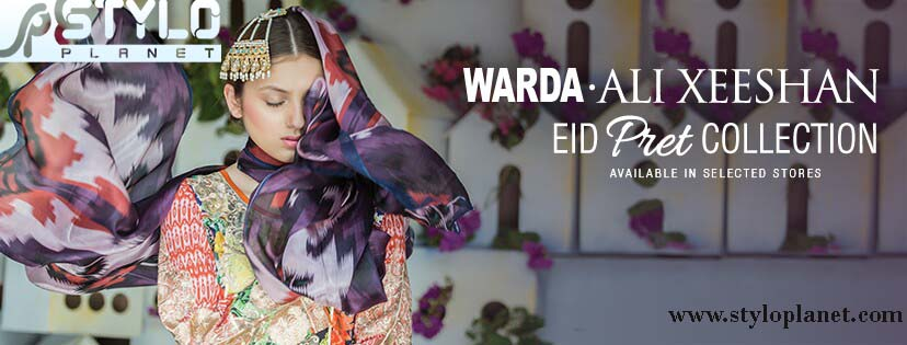 Warda.Ali Xeeshan Luxrious Eid Collection for Women 2016-2017