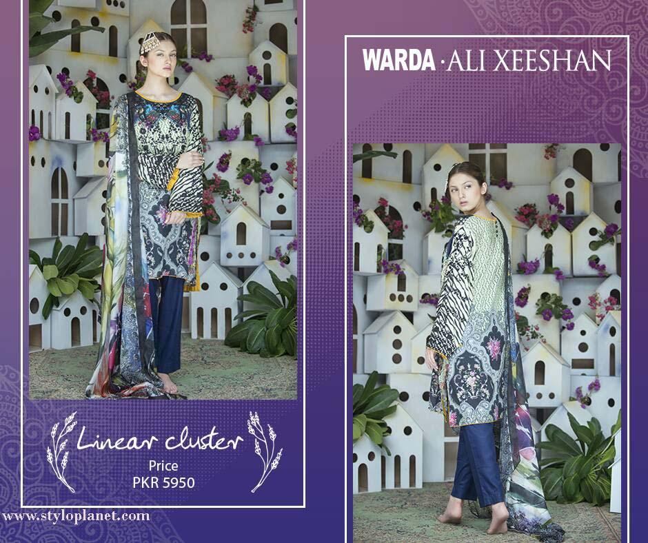 Warda Eid dresses