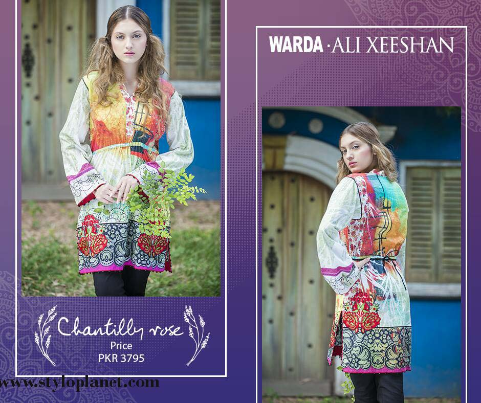 Warda.Ali Xeeshan Luxrious Eid Collection for Women 2016-2017 (7)