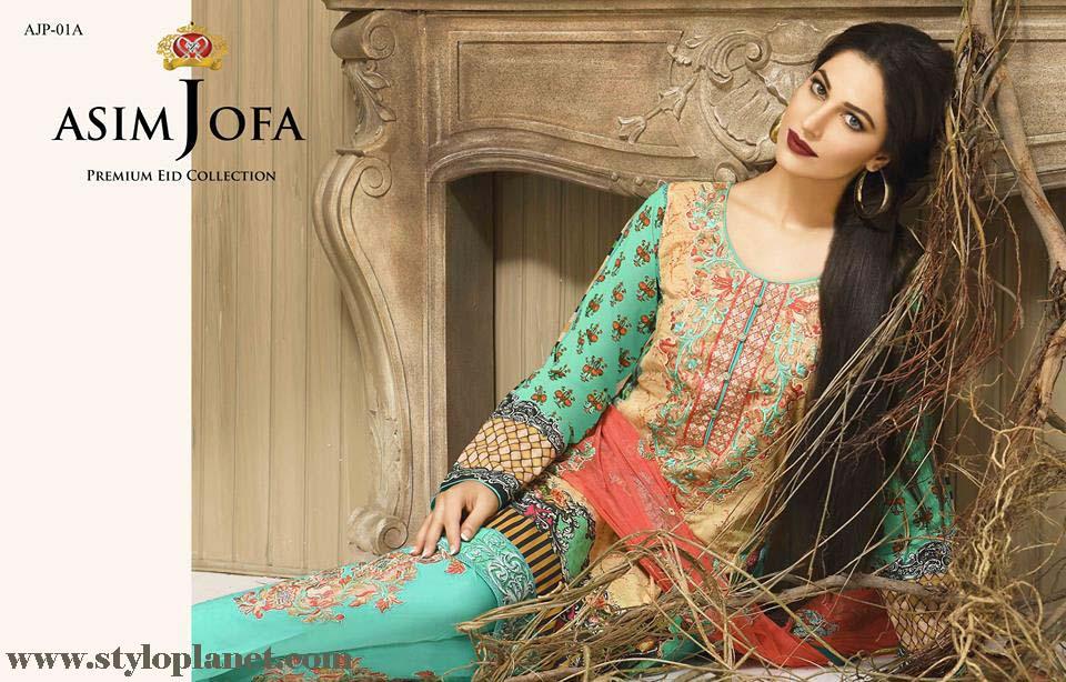 Asim Jofa Formal wear Collection