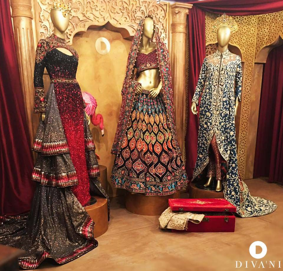 Beaufiful designers bridal wear dresses 2016 stylo planet for Pakistani designer dresses for weddings