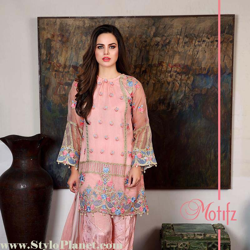 Women Eid Dresses by Motifz