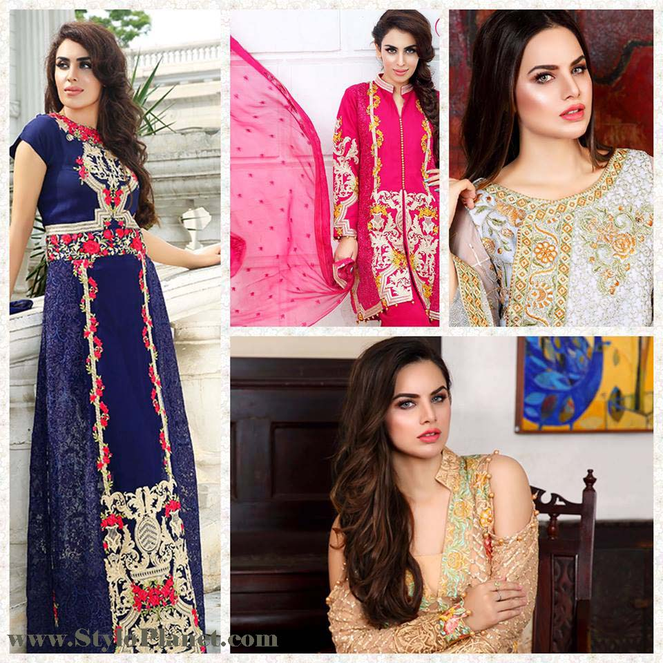 Motifz Premium Embroidered Luxury Lawn Collection 2016-2017 (17)