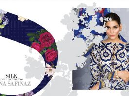 Silk Collection by sana Safinaz