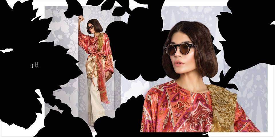 Sana Safinaz Silk Dresses Design for Women 2016-17 Eid Collection (17)
