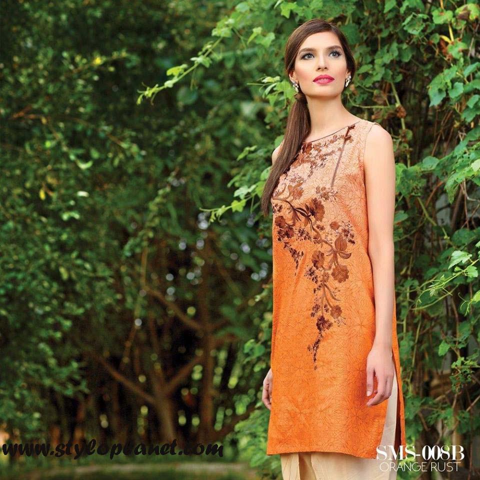 Sana & Samia Midsummer'16 Collection by LALA Textiles for Women (23)
