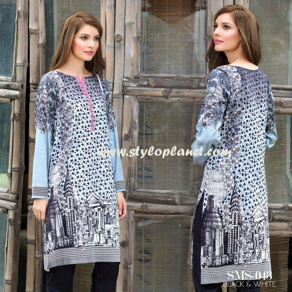 Sana & Samia Midsummer'16 Collection by LALA Textiles for Women (45)