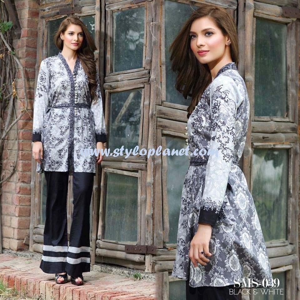 Sana & Samia Midsummer'16 Collection by LALA Textiles for Women (6)