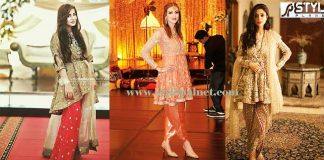 Wedding Wear Frocks designs