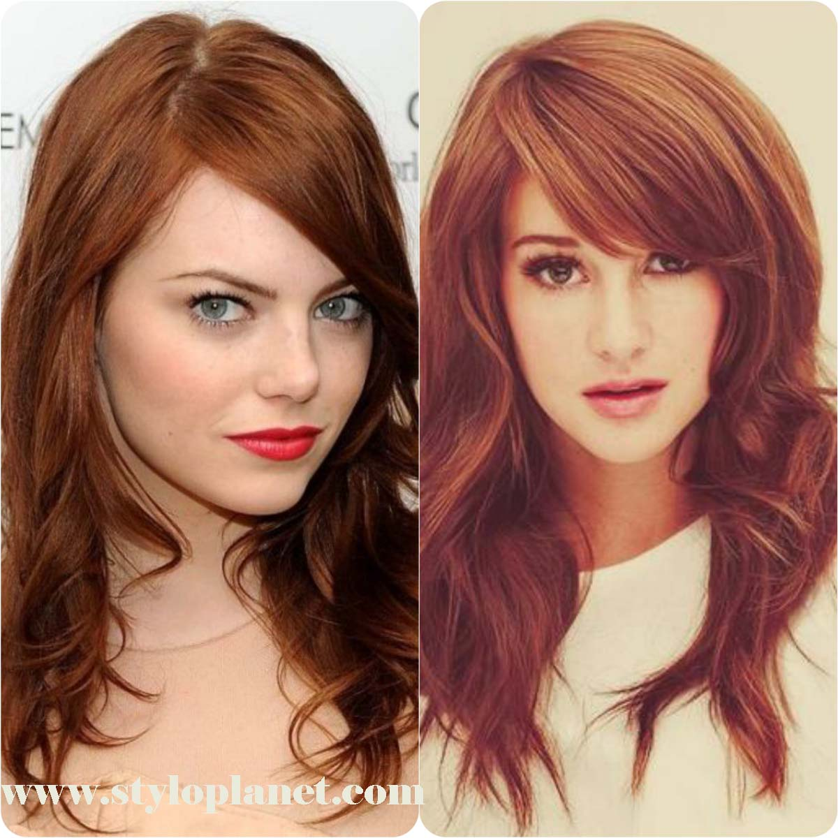Auburn Hair Colors