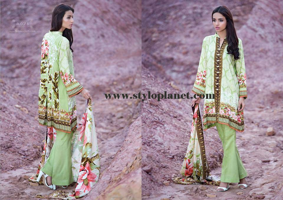 Latest Winter Collection by Firdous Mills