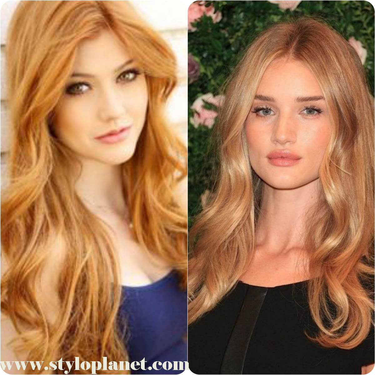 Strawberry Red Hair Color Ideas