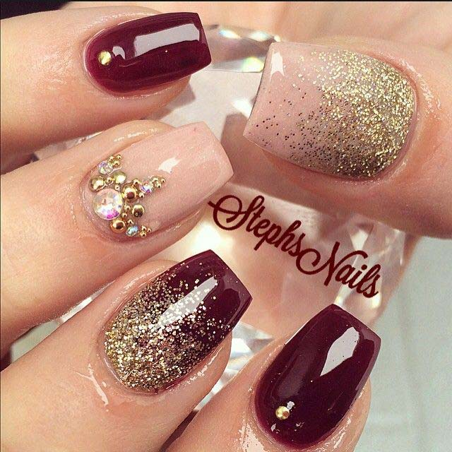 Best Fall/Winter Nail Paint Colors 2016-2017
