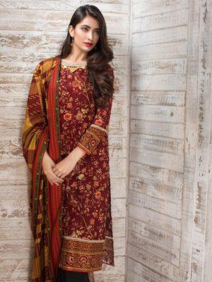 khaadi-winter-three-piece-linen-suits-1