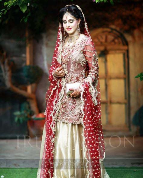 Latest Wedding Dresses And Their Prices : Latest bridal dresses designs trends  collection for wedding