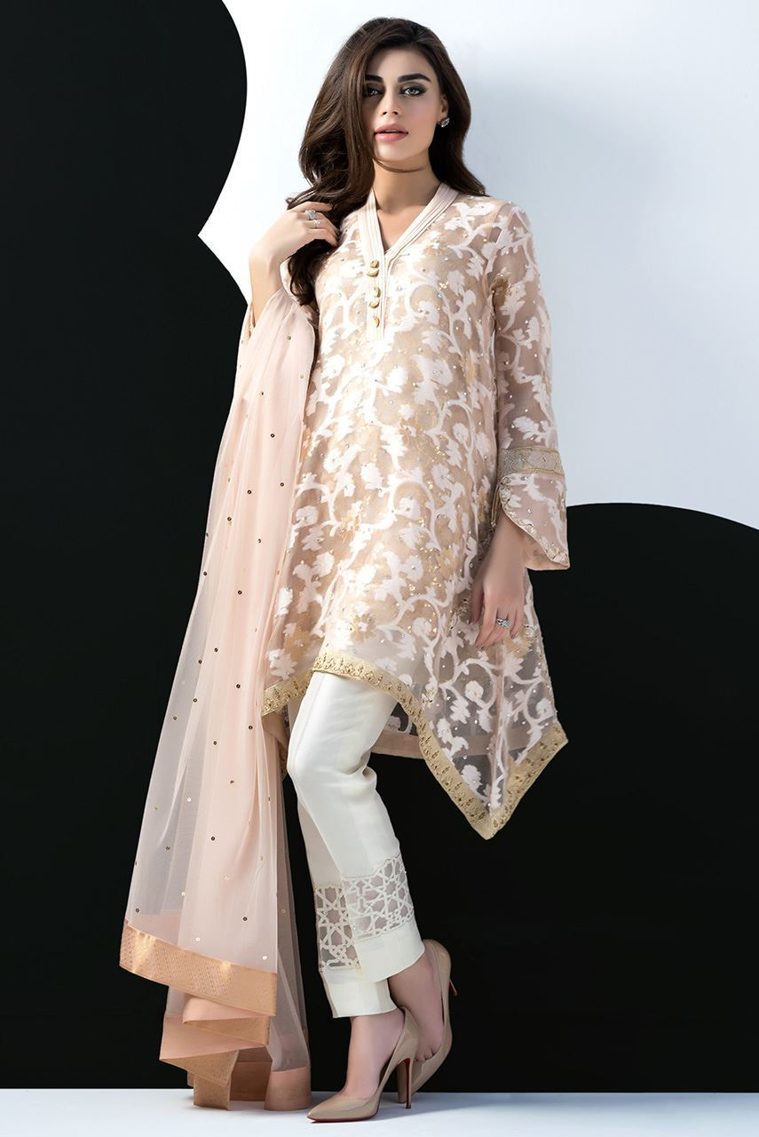 Party Wear & Luxury Pret by Sania Maskatiya | Stylo Planet