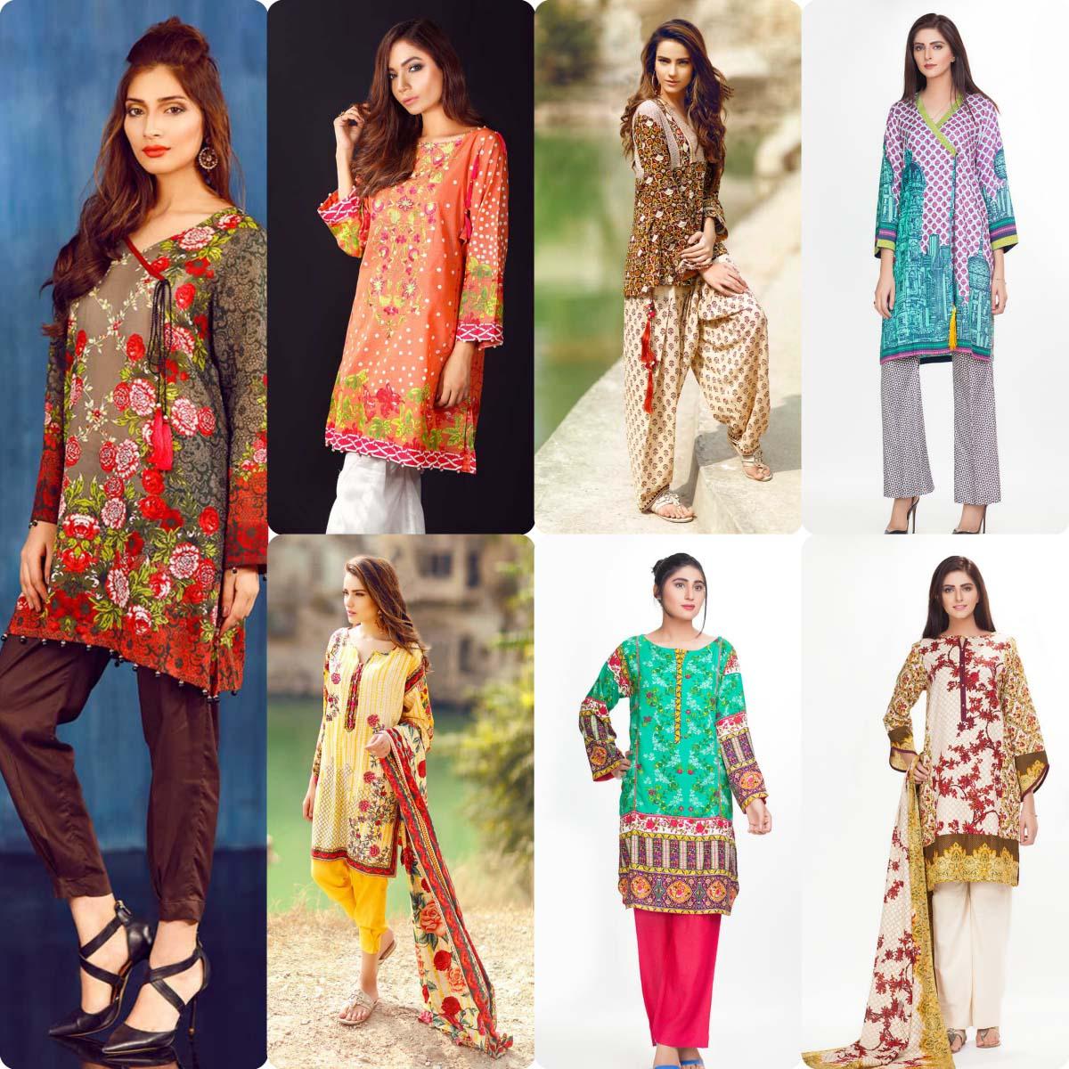 45203bceb0 Warda Designer Latest Pret & Unstitched Women Dresses 2016-2017 Collection