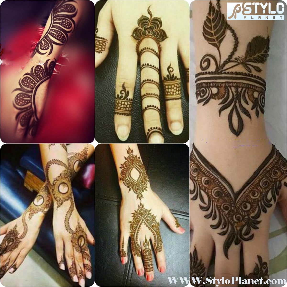 Mehndi design 2017 new style - Brilliant Latest New Style Eid Mehndi Designs For Hands 2017 Fashionglint