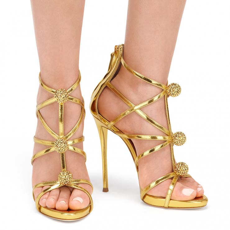 Giuseppe Zanotti Latest Fancy Shoes for Ladies