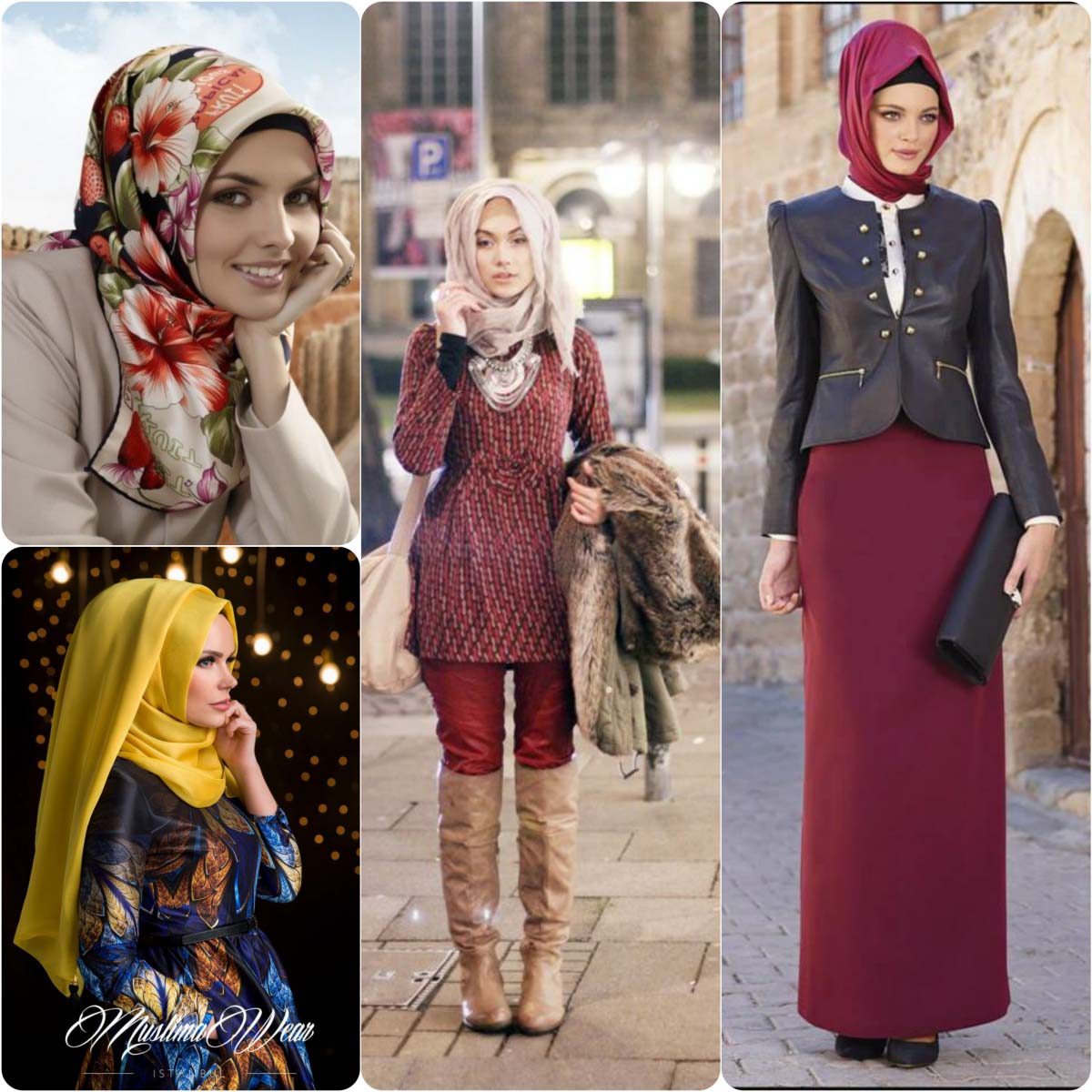 bc0111e9ab26 Winter Hijab Styles and Trends 2017 for Girls | Stylo Planet