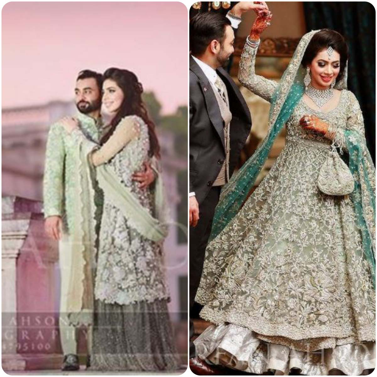 2019 2020 Wedding Trends You Ll Want To Follow: Walima/Reception Dresses For Wedding Bridals