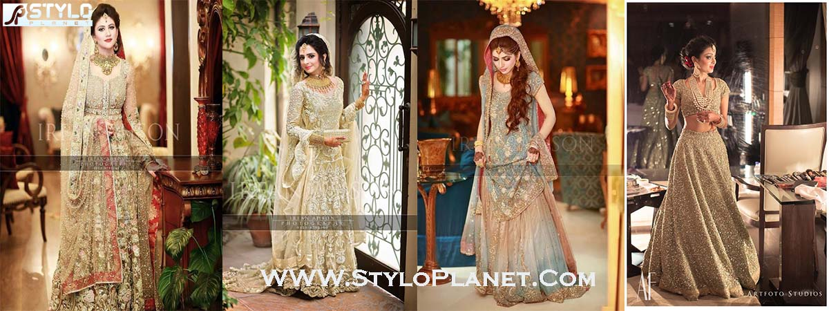 Walima/Reception Dresses for Wedding Bridals | Stylo Planet