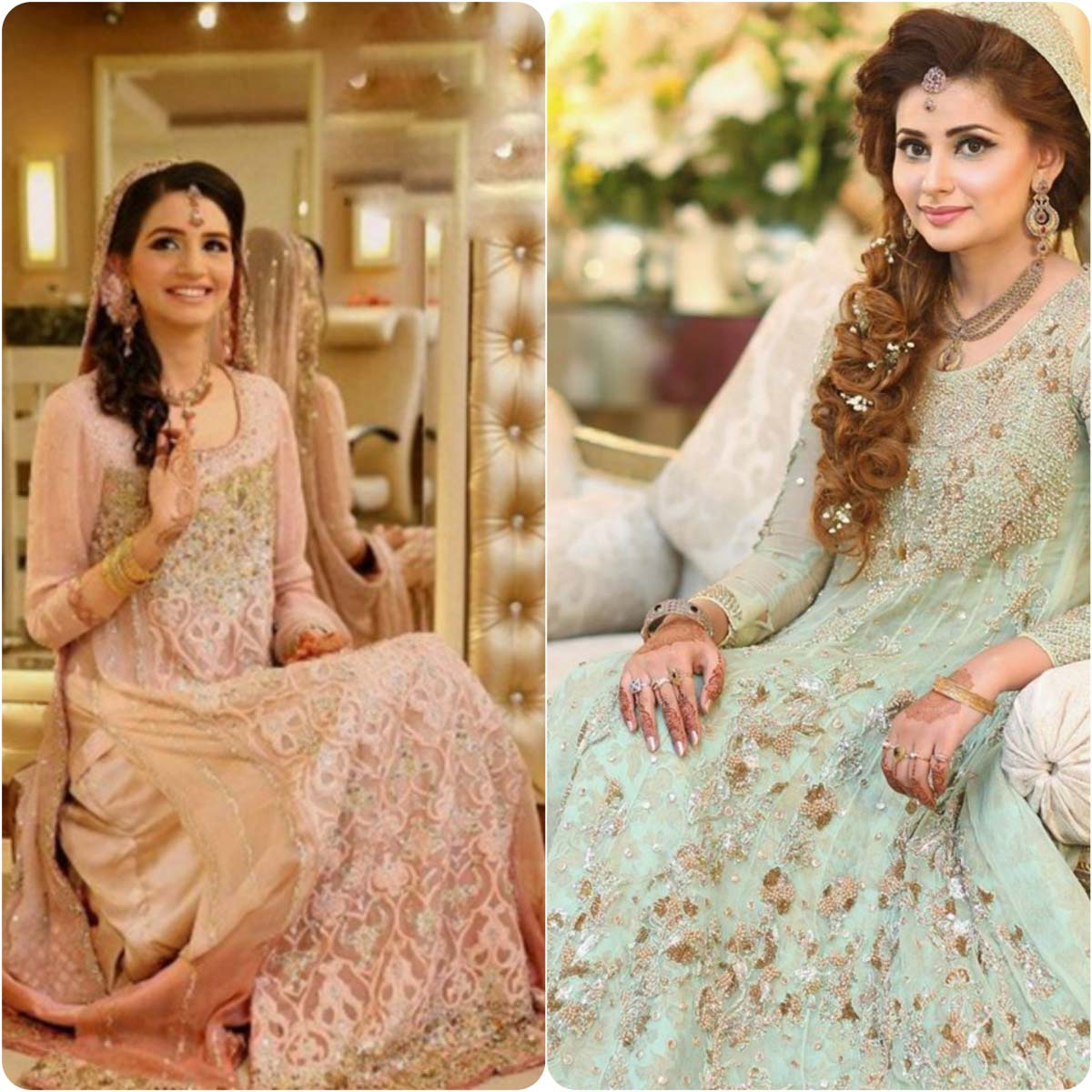 42326f1adb Walima/Reception Dresses for Wedding Bridals | Stylo Planet