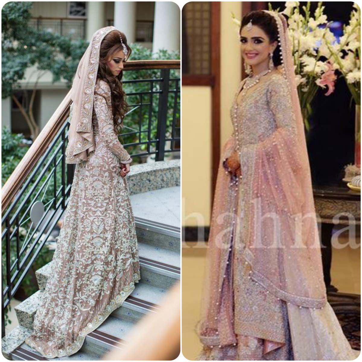 Wedding Dresses 2017 Ideas : Also shows their latest bridal walima dresses trends for wedding