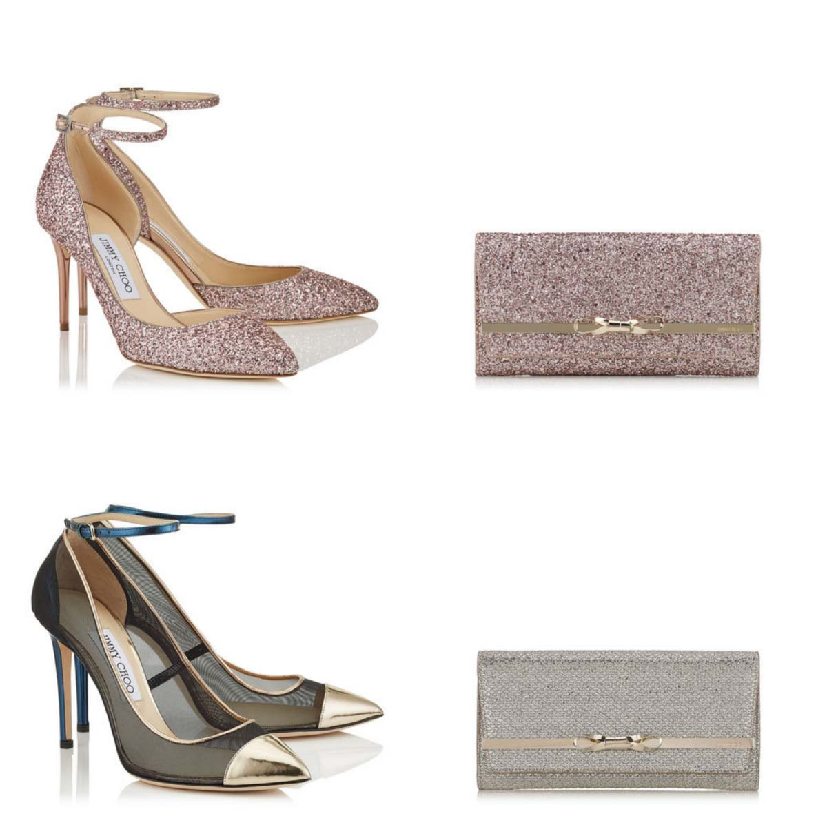 Stylish Jimmy Choo Formal Footwear Collection