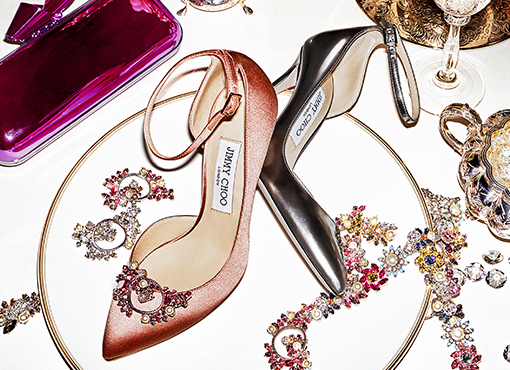 Jimmy Choo Latest Shoes and Handbags Collection 2017-2018 (2)