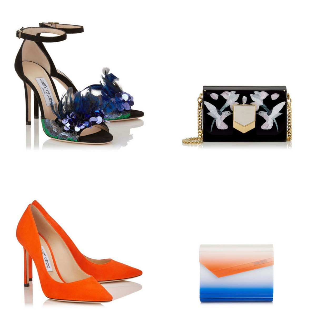 Jimmy Choo Latest Shoes and Handbags Collection 2017-2018 (3)