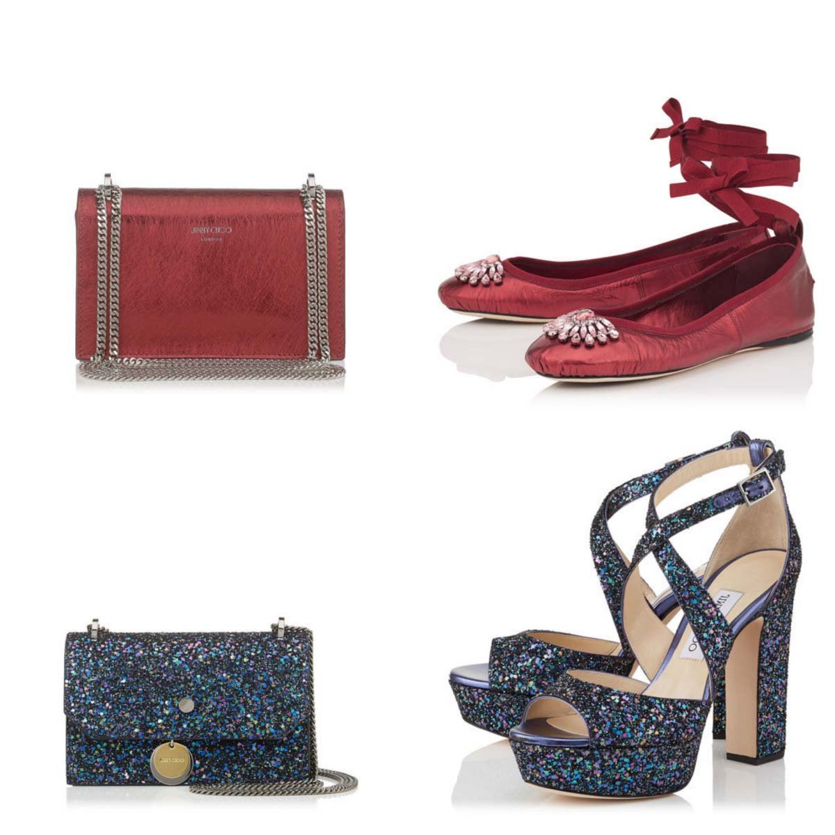 Jimmy Choo Latest Shoes and Handbags Collection 2017-2018 (6)