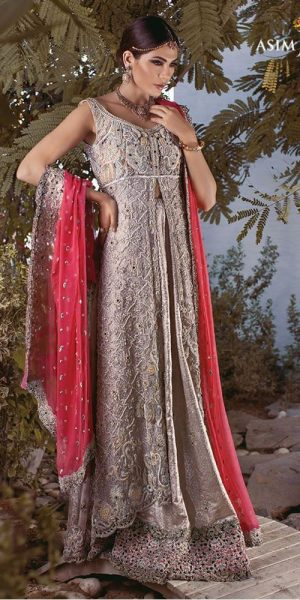 Top 10 Popular Pakistani Designers Bridal Dresses Collection 2017 (2)
