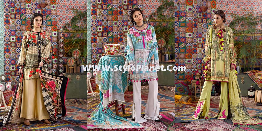 Ethnic by Outfitters KINSHIP SpringSummer 2017 Collection For Women
