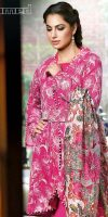 Gul Ahmed Summer Silk & Chiffon Dresses Collection 2017-2018 (16)
